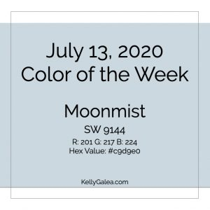 Color of the Week - July 13 2020