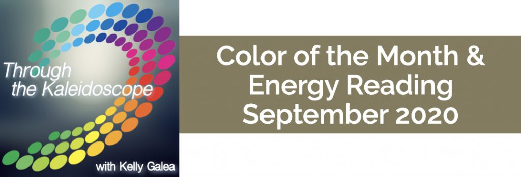 Color & Energy Reading for September 2020