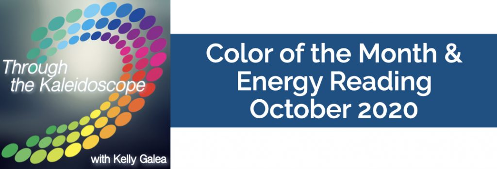 Color & Energy Reading for October 2020