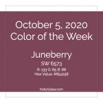 Color of the Week - October 5 2020