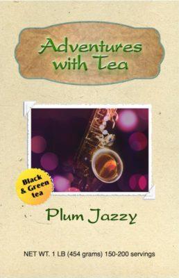 Plum Jazzy from Adventures with Tea