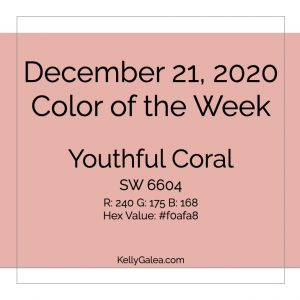 Color of the Week - December 21 2020