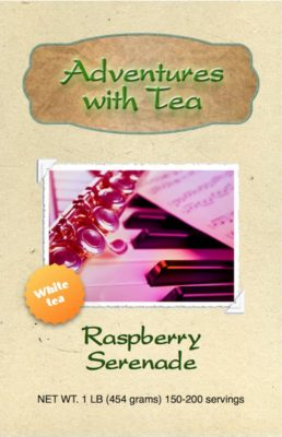 Raspberry Serenade from Adventures with Tea