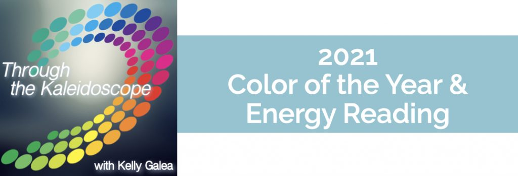 Color & Energy Reading for 2021