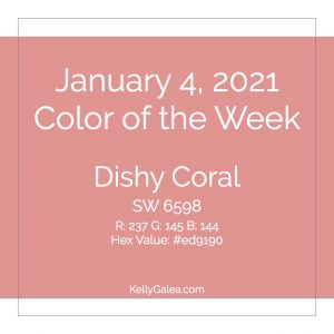 Color of the Week - January 4 2021
