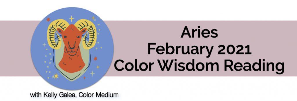 Aries - February 2021