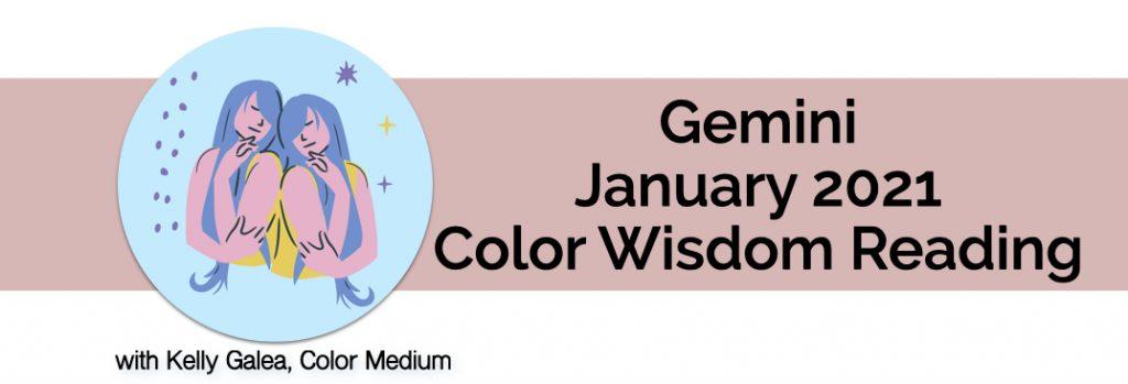 Gemini - January 2021