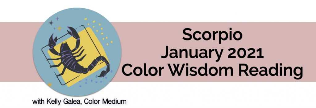 Scorpio - January 2021