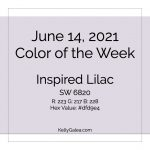 Color of the Week - June 14 2021