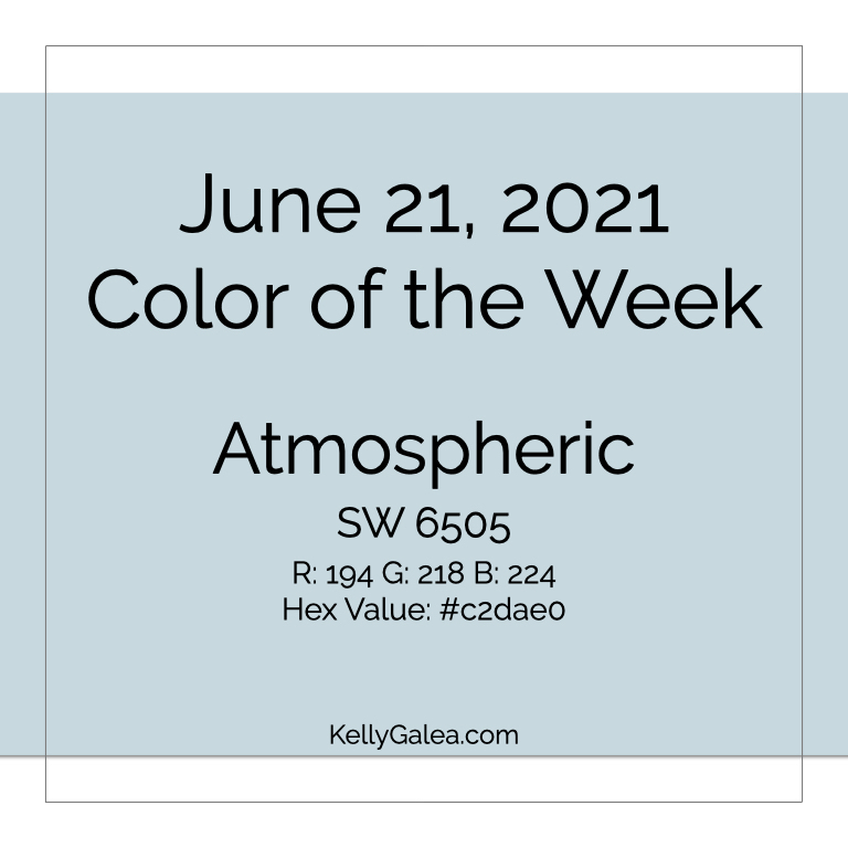 Color of the Week - June 21 2021