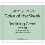 Color of the Week - June 7 2021