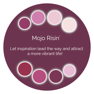 Mojo Risin' Color Wisdom Oracle card description